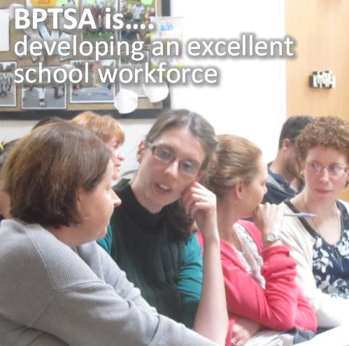 bptsa is developing an excellent school workforce in birmingham worcestershire